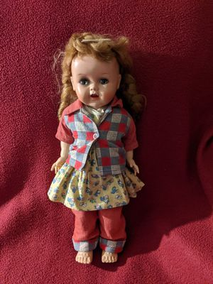 Ideal Doll, Suzy Walker W16. 1950 doll. Good condition. for Sale in Rehoboth Beach, DE