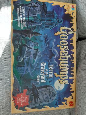 Goosebumps Terror in the Graveyard game for Sale in New York, NY