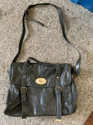 Gray messenger bag for Sale in Moreno Valley, CA