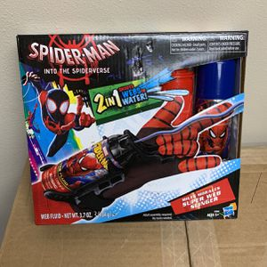 Spider MAN Super Web Slinger for Sale in Irvine, CA