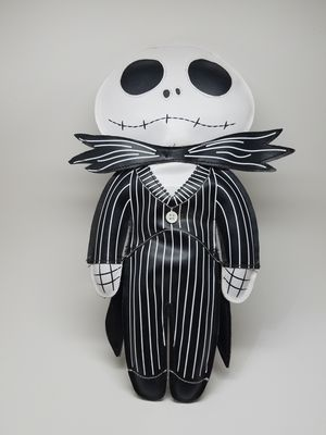Jack Skellington Nightmare Before Christmas Vinyl Plush (Read Below) for Sale in Phoenix, AZ