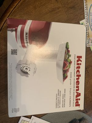 Kitchen Aid Food Grinder - Brand New! for Sale in Massapequa, NY