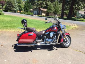 1999 Kawasaki Vulcan nomad 1500cc v twin. $3500. for Sale in Klamath Falls, OR