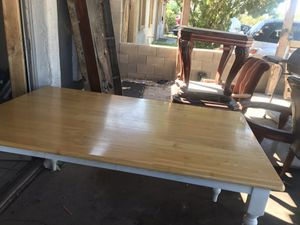 Dining room table with 4 chairs for Sale in Phoenix, AZ