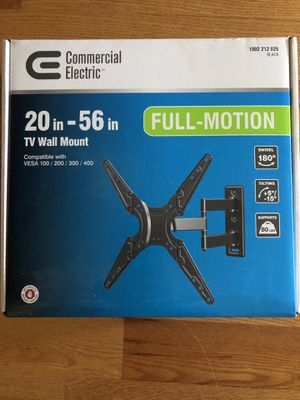 TV Wall Mount for Sale in Northbrook, IL