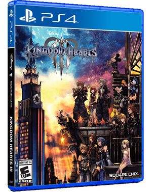 Kingdom Hearts 3 for PS4 for Sale in Queens, NY