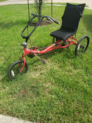 Amtryke Foot Tryke Bicycle very nice and comfortable for Sale in Houston, TX