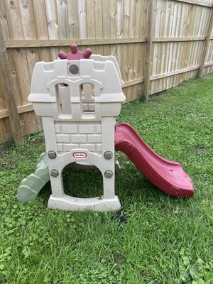 Little tikes so slide for Sale in Woodhull, IL