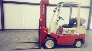 Nissan 5000 lbs capacity forklift for Sale in Houston, TX