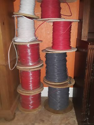 Various Cable for Fire, Alarm, Surround Sound, Signal ETC. for Sale in San Antonio, TX