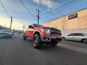 2013 FORD F150 FX4 OFF ROAD for Sale in South Gate, CA