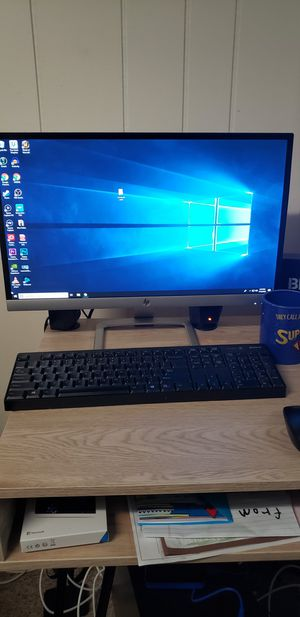Desktop Computer & Monitor for Sale in Redford Charter Township, MI