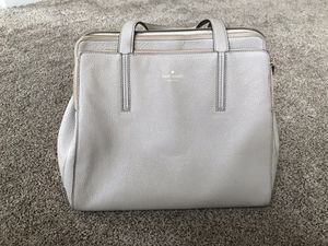 Kate spade beige purse for Sale in Plymouth, MI