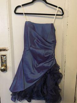 Purple Half Tulle Hem Dress for Sale in Stamford,  CT