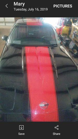 1984 Chevy corvette 89,000 miles Standard v8 for Sale in Grand Prairie, TX