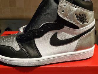 Jordan 1 High Silver Toes for Sale in Philadelphia,  PA