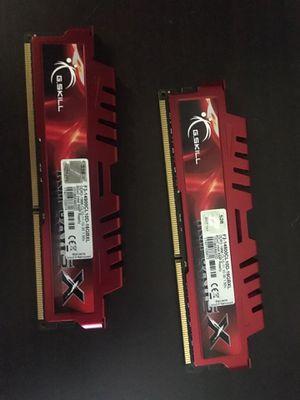G Skill DDR3 8GB sticks / bundle - 65$ / 1 ea 35$ for Sale in Naples, FL