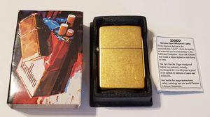 Marlboro Zippo #04 Lighter 2003 New! for Sale in St. Petersburg, FL