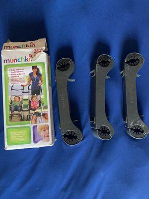 Stroller links, convert your umbrella stroller to double stroller for Sale in Henderson, NV