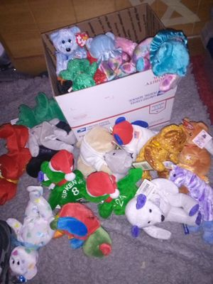Beanie Baby sale++++ for Sale in Tolleson, AZ