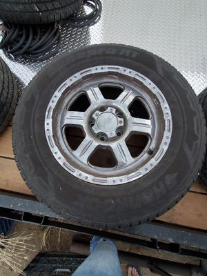 Tires with rims for Sale in Perris, CA