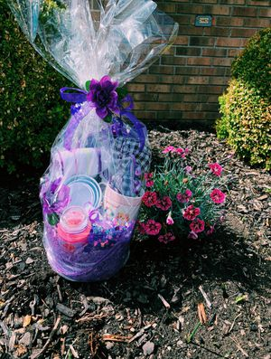 Mothers Day Basket for Sale in Livingston, NJ
