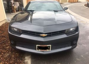 (If it's posted, it's available!) 2014 Chevy Camaro LS (PLS READ THE DESCRIPTION BEFORE ASKING ME WHAT I ALREADY STATED) for Sale in SACRAMENTO, CA