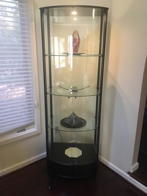 Curio cabnet for Sale in Richmond, VA