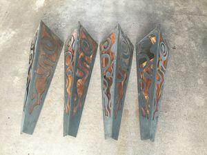 Wall Sconces (4) for Sale in Phoenix, AZ