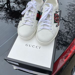 Gucci Ace Snake Sneakers for Sale in Newcastle, OK