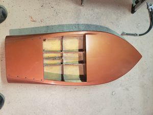 Gas RC boat hull for Sale in Lakeside, CA