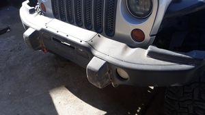Jeep Hard Rock Bumper winch ready for Sale in Long Beach, CA