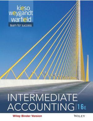 Intermediate Accounting [pdf/eBook] - $15 for Sale in Anaheim, CA
