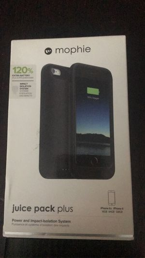 Mophie iPhone 6 for Sale in Franklin Park, IL
