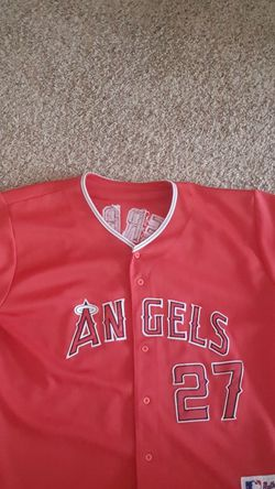 Angels Jersey for Sale in Victorville,  CA