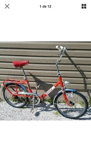 Vintage Italian folding bike project for Sale in Las Vegas, NV