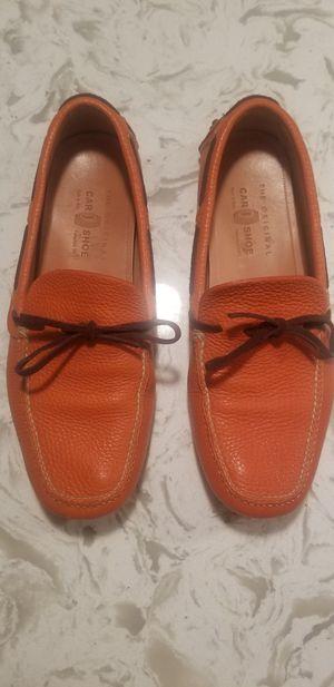 The Original Car Shoe Loafer Orange 9 ¹/2 for Sale in Forest Heights, MD