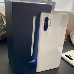 Samsung Note 10+ Unlocked for Sale in Chino Hills, CA