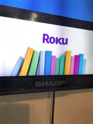 55 inch Sharp 4K TV for Sale in Richmond, CA