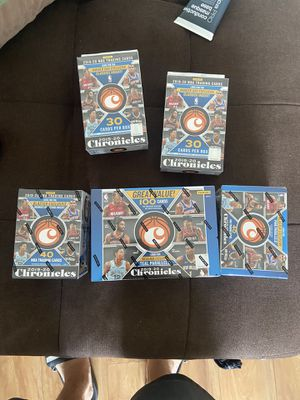 NBA CHRONICLES 2020 for Sale in Torrance, CA
