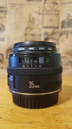 Canon 35mm f2.0 for Sale in San Francisco, CA