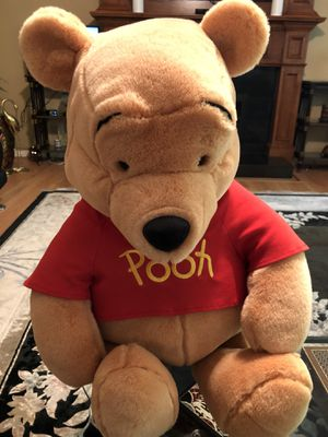 """21"""" Winnie the Poor Stuffed Animal for Sale in Portland, OR"""