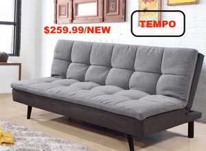 Pillow Top Sofa Bed, lLight Grey for Sale in Westminster, CA