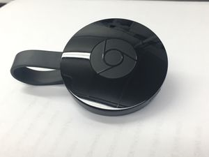 Google Chromecast 3 Black Charcoal HDMI streaming adapter for Sale in Jefferson, GA