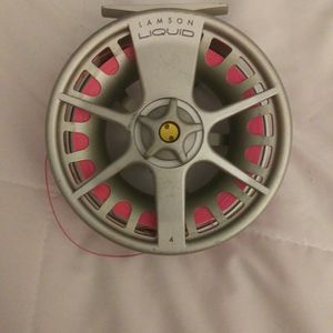 Lamson Liquid Fly Reel for Sale in Auburn, WA
