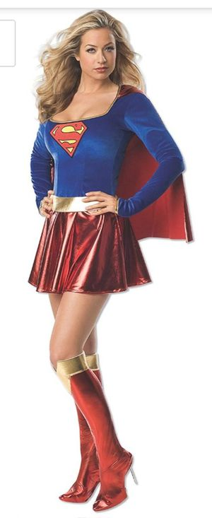 Adult Supergirl Costume for Sale in Cudahy, CA