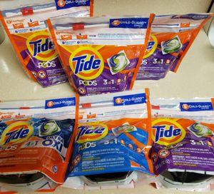 Tide Laundry Pods Lot for Sale in Landover, MD