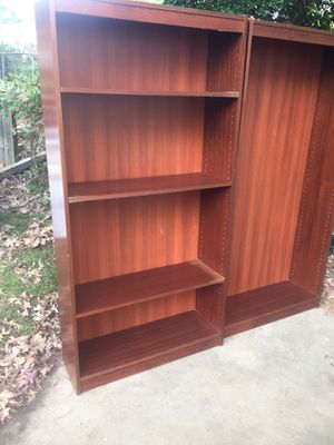 2 Bookshelves for your home or office! $25 ea. for Sale in High Point, NC