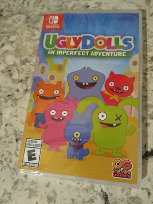 Ugly dolls Nintendo switch game for Sale in Spring, TX
