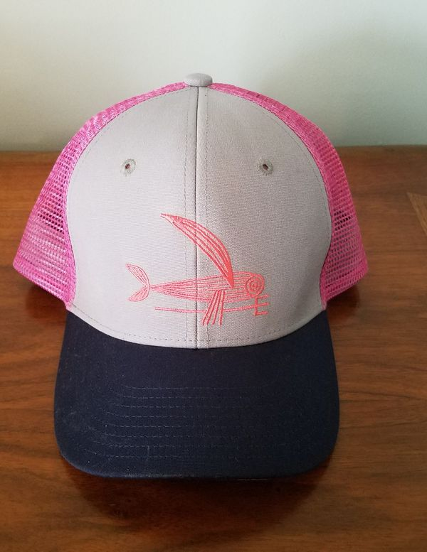 Patagonia Snapback Hat Flying Fish